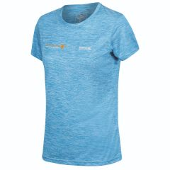 T-shirt Fingal D Blue Aster Marl