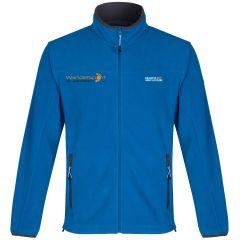 OUTLET!!! Fleece Stanton II Wandelsport Vlaanderen vzw-blue