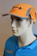Spiro sports cap Wandelsport Vlaanderen vzw - oranje