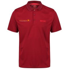 Polo Maverik IV Wandelsport Vlaanderen vzw-Delhi Red