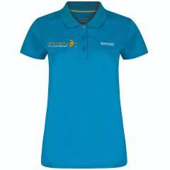 Polo Maverik III Wandelsport Vlaanderen vzw-Blue