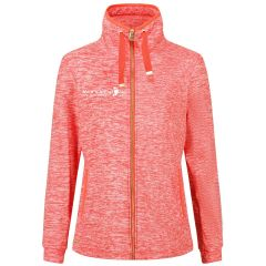 Fleece Evanna Wandelsport Vlaanderen vzw - Red Sky