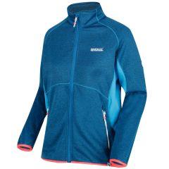 Softshell Cinley Hybrid-petrol blue
